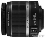 Объектив Canon EF-S 18-55 f/3.5-5.6 IS