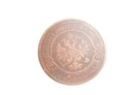 монета медная 3 копейки