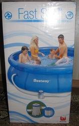 Продается надувной бассейн (305шир 76выс)