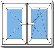 Окна ПВХ KRAUSS от производителя в г.Барановичи