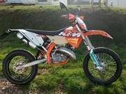 KTM EXC 125 KTM 125 EXC