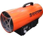 Газовые тепловые пушки Ecoterm GHD