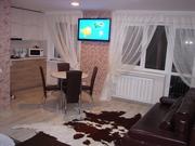 Комфортная современная 1-я квартира-студия ул.Ленина сутки