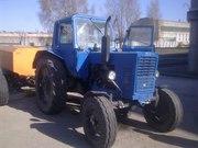 Продам трактор МТЗ-80Л
