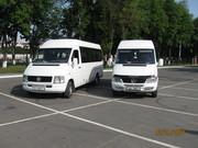 Пассажирские перевозки Mersedes Volkswagen Барановичи