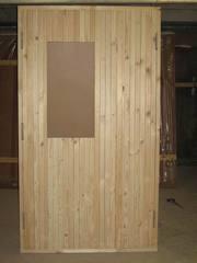 Гладкие двери ГОСТ 24698-81 от производителя