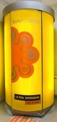 Вертикальный солярий Sunflower