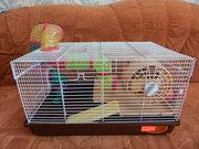 Клетка для всех видов грызунов ПОДАРКИ!!!