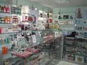 Торговое оборудование для косметики,  сумок,  сувениров