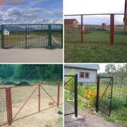 Калитки и ворота от производителя от производителя в Барановичах