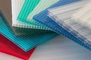 Поликарбонат сотовый все цвета и толщины