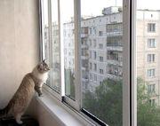 Балконные рамы из алюминия сверхдешево