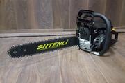 Цепная профессиональная бензопила Shtenli 170