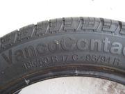 Одна шина Continental   размер 185/60/R17C