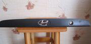 планка крышки багажника для Хундай Акцент 2004 г.в.