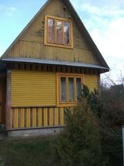 Продам 2-хэтажный дачный домик в СТ Станкостроитель Барановичского р-н